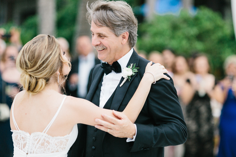 Jeff Foxworthy's daughter's wedding at Sea Island